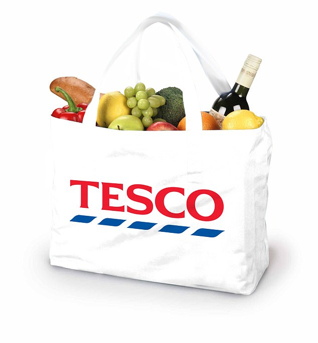 bag for life Tesco