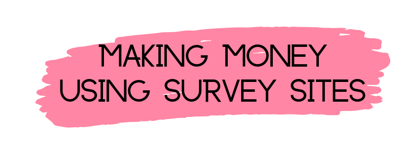 Survey sites title banner