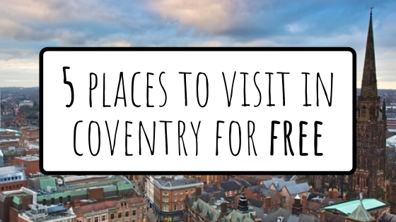 Coventry places banner